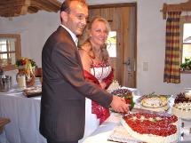 Hintermaisalm - Hochzeiten