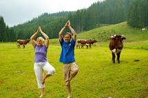Hintermaisalm - Yoga