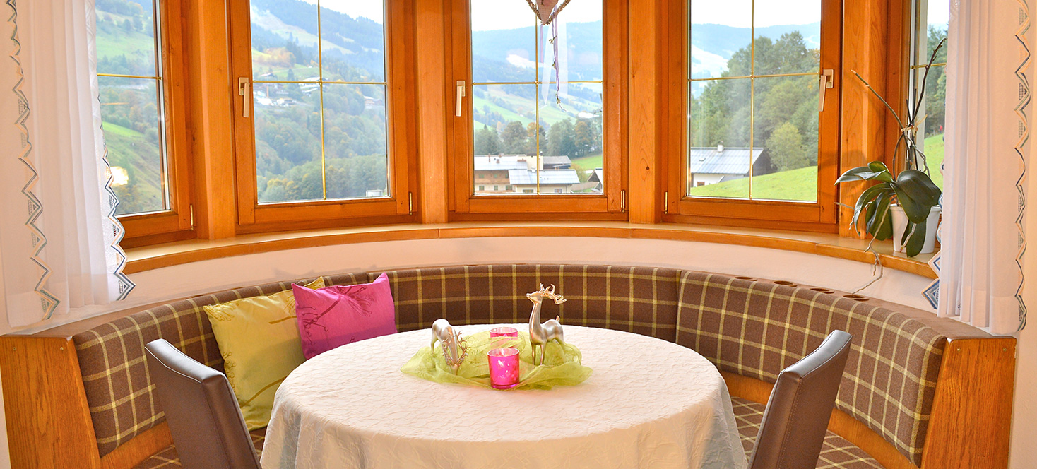 Appartements in Saalbach - Hinterglemm