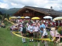 Unser traditionelles Almfest am 07.08.2019